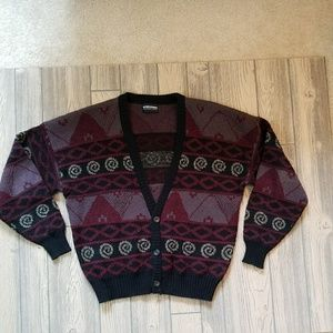 Men's Expressions Int'l Vintage Bill Cosby Sweater